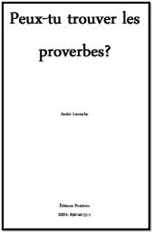pt Proverbes
